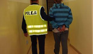 34-latek z Brus został zatrzymany