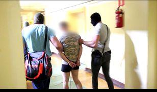 Zabójca Kristiny z Mrowin Jakub A. przebywa w jednoosobowej celi