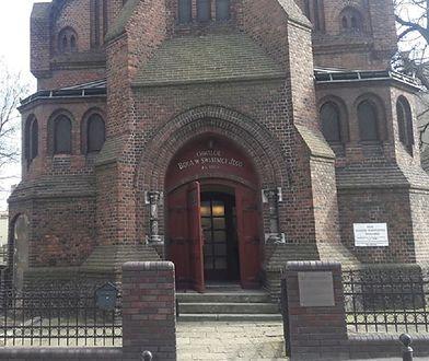 Próba podpalenia kościoła w Poznaniu. Sprawę bada policja