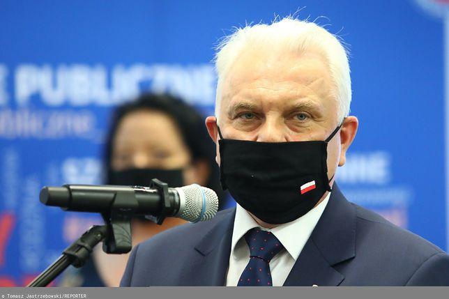 Koronawirus w Polsce. Waldemar Kraska o trzeciej fali pandemii koronawirusa w Polsce