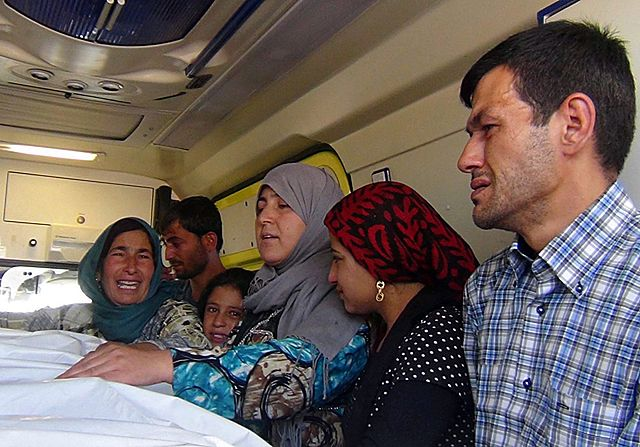Pogrzeb 3-letniego Aylana - symbolu tragedii uchodźców