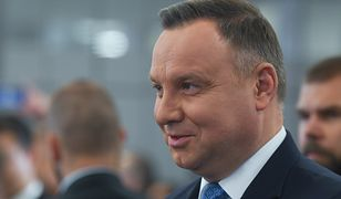 Prezydent Andrzej Duda zaprzeczył, że kupił willę w Krakowie. Ale przyznał, że wcześniej kupił tam mieszkanie