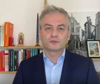 """""""Nocne marzenie Zbigniewa Ziobry"""". Robert Biedroń użył barwnego języka"""