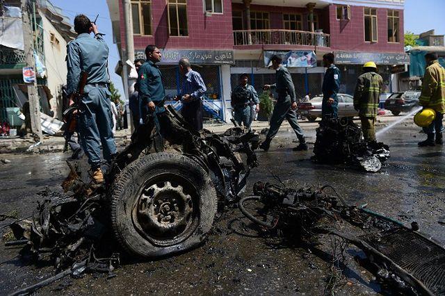 Silny wybuch w stolicy, 15 osób nie żyje - zdjęcia