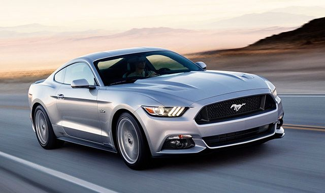 """Ford Mustang w filmie """"Need for Speed"""""""
