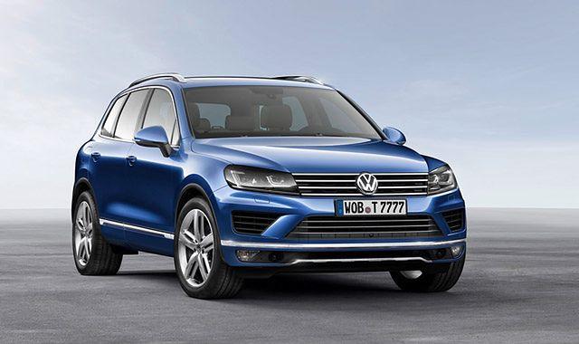 Odświeżony Volkswagen Touareg zadebiutował w Pekinie