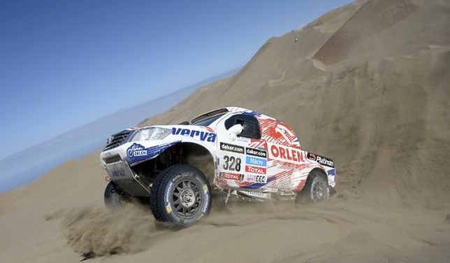 Jacek Czachor nie jedzie na Rajd Dakar