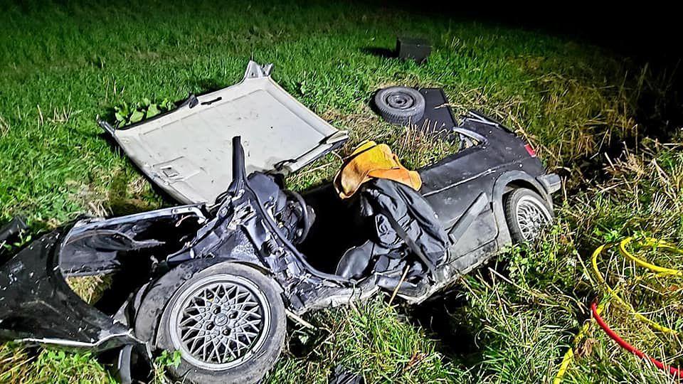 Wypadek, Kiezmark.facebook.com/ospcedry