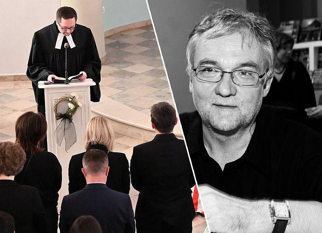 U niektórych uczestników pogrzebu Jerzego Pilcha wykryto koronawirusa