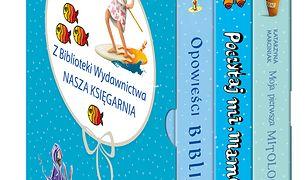 """Z Biblioteki Wydawnictwa """"Nasza Księgarnia"""": Poczytaj mi, mamo. Księga piąta. Opowieści biblijne. Moja pierwsza mitologia"""