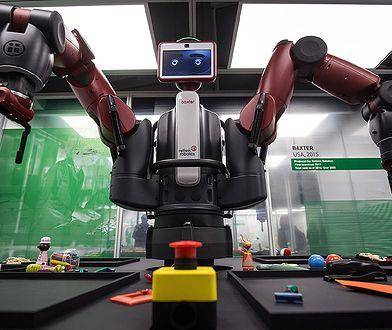 Robots exhibition w londyńskim Science Museum