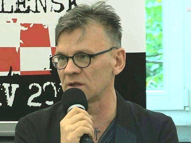 """Maciej Pawlicki stworzył film """"Smoleńsk"""""""