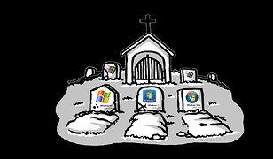 Windows 7 przechodzi do historii