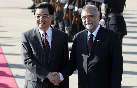 Prezydent Chin rozpoczął wizytę w Chorwacji