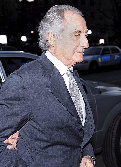 """Oszust stulecia"" Bernard Madoff umiera w więzieniu?"