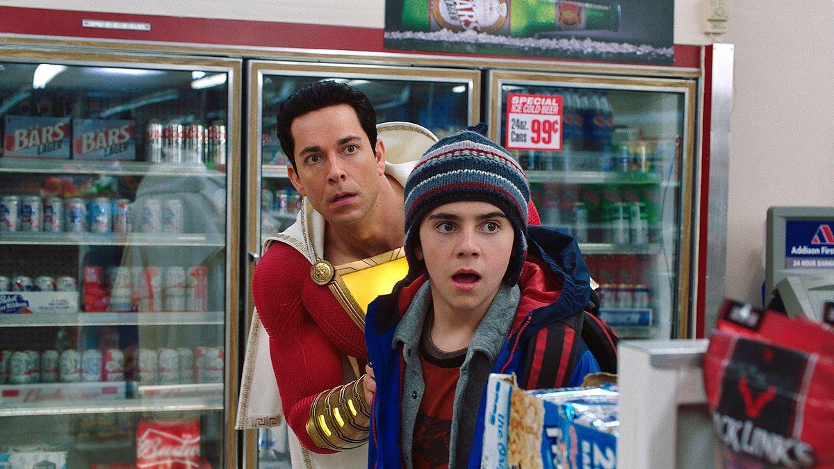 """""""Shazam!"""": Drogie DCEU, proszę o więcej! [RECENZJA BLU-RAY]"""