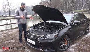 Lexus GS F 5.0 V8 477 KM, 2016 - test AutoCentrum.pl #256