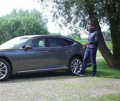 Lexus LS 500h 3.5 V6 Hybrid 359 KM, 2018 - test AutoCentrum.pl #401