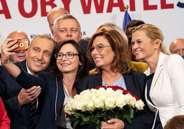 """Wybory parlamentarne 2019. Schetyna: prezes PiS zostanie """"zmiażdżony"""" przez Małgorzatę Kidawę-Błońską"""