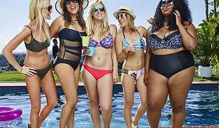 Kampania Target z udziałem modelek plus size - zdjęcia bez retuszu
