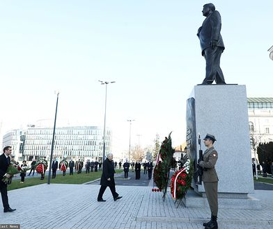 Warszawa. Stołeczna prokuratura odmówiła wszczęcia postępowania w sprawie Jarosława Kaczyńskiego