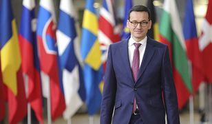 Mateusz Morawiecki wcielił się w przewodnika po Warszawie