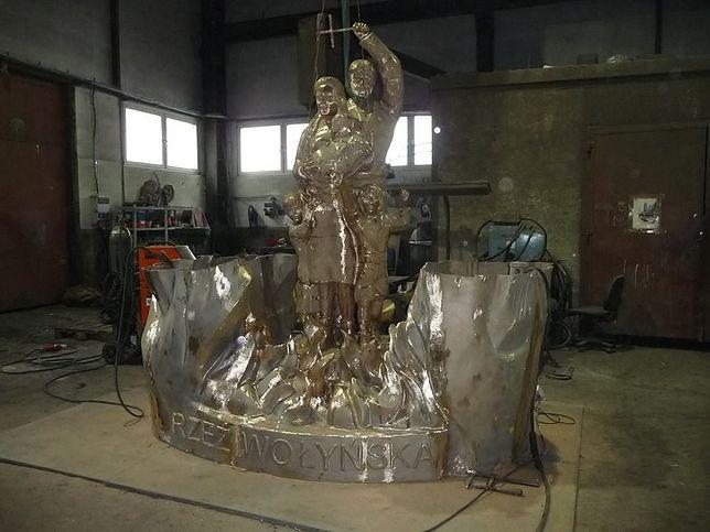 """Pomnik """"Rzeź Wołyńska"""". Kieleccy Patrioci chcą, by stanął w ich mieście"""