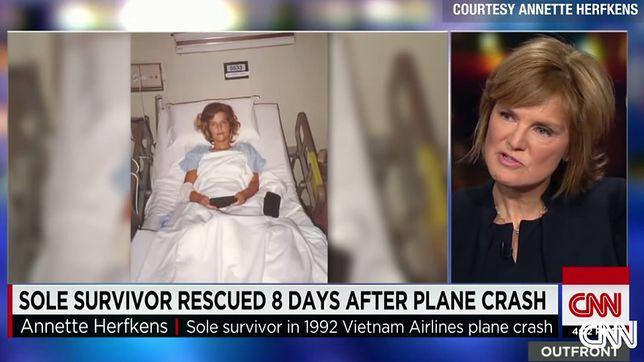Annette Herfkens - katastrofa lotu Vietnam Airlines 474 w Wietnamie