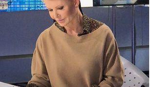 Joanna Racewicz wylała żal po śmierci kolegi