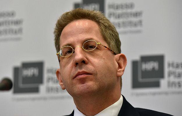Terroryści to uchodźcy? Szef niemieckiego wywiadu: mało prawdopodobne