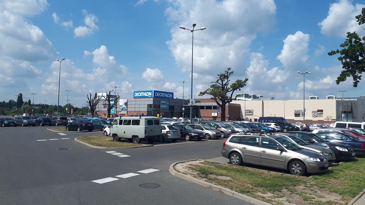 Fenomen parkingu w Magnolii. Wrocławianie mają zagwozdkę