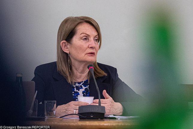 Elżbieta Chojna-Duch, była wiceminister finansów.