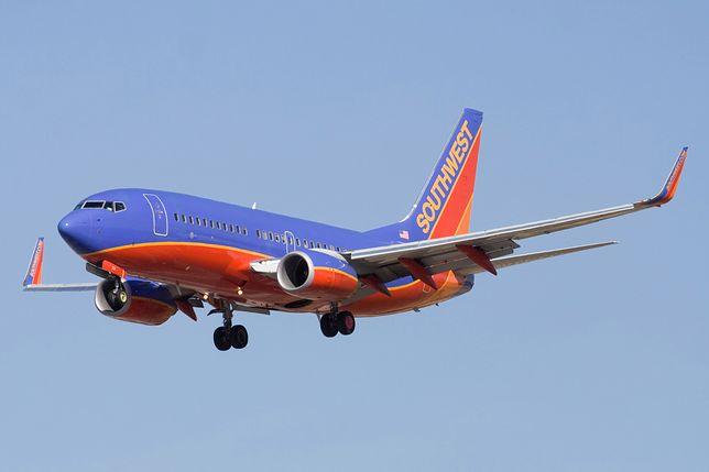 Southwest Airlines to jeden z największych amerykańskich przewoźników