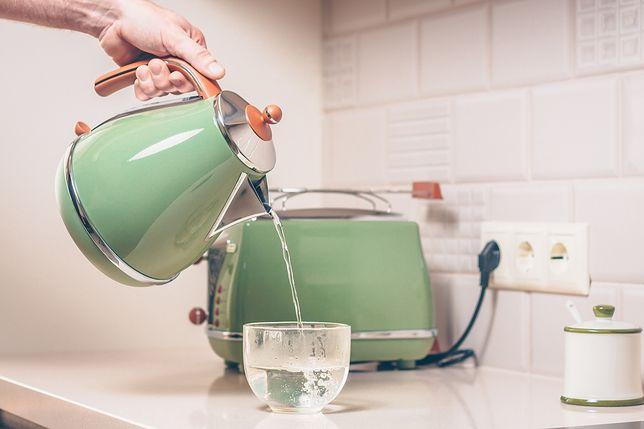 Dopasuj czajnik do wystroju innych elementów kuchni