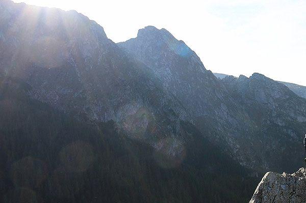 Wypadek w Tatrach. 11-latek spadł ze szczytu Sarniej Skały