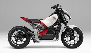 Elektryczny motocykl Hondy coraz bliżej.