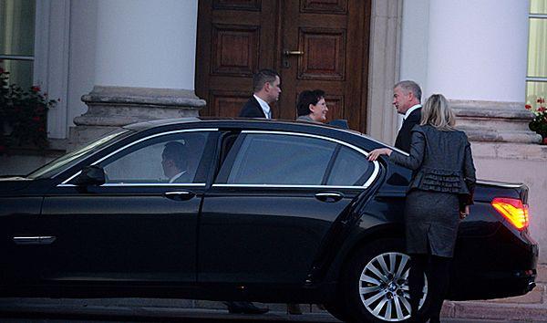 Prezydent Bronisław Komorowski poznał skład nowego rządu