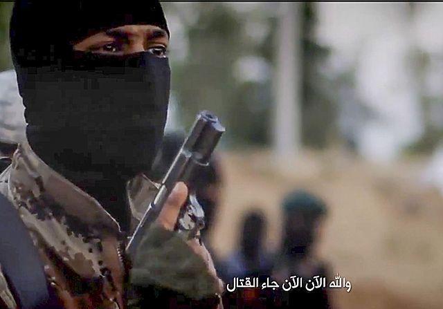 Kolejna wpadka IS