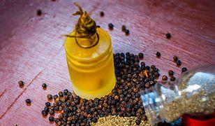 Smak oleju pieprzowego zadowoli wszystkich miłośników tej aromatycznej przyprawy
