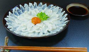 Ryba fugu - trujący przysmak z Japonii