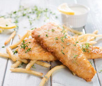 Polacy uwielbiają smażone rybę