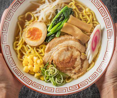 Ramen - japoński rosół w prostym przepisie