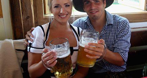 Piwo zrobi z Ciebie kobietę!
