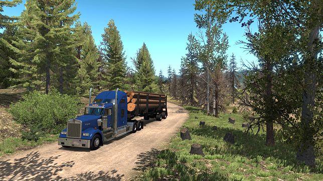 Przetestuj Oregon w American Truck Simulator na targach Poznań Game Arena