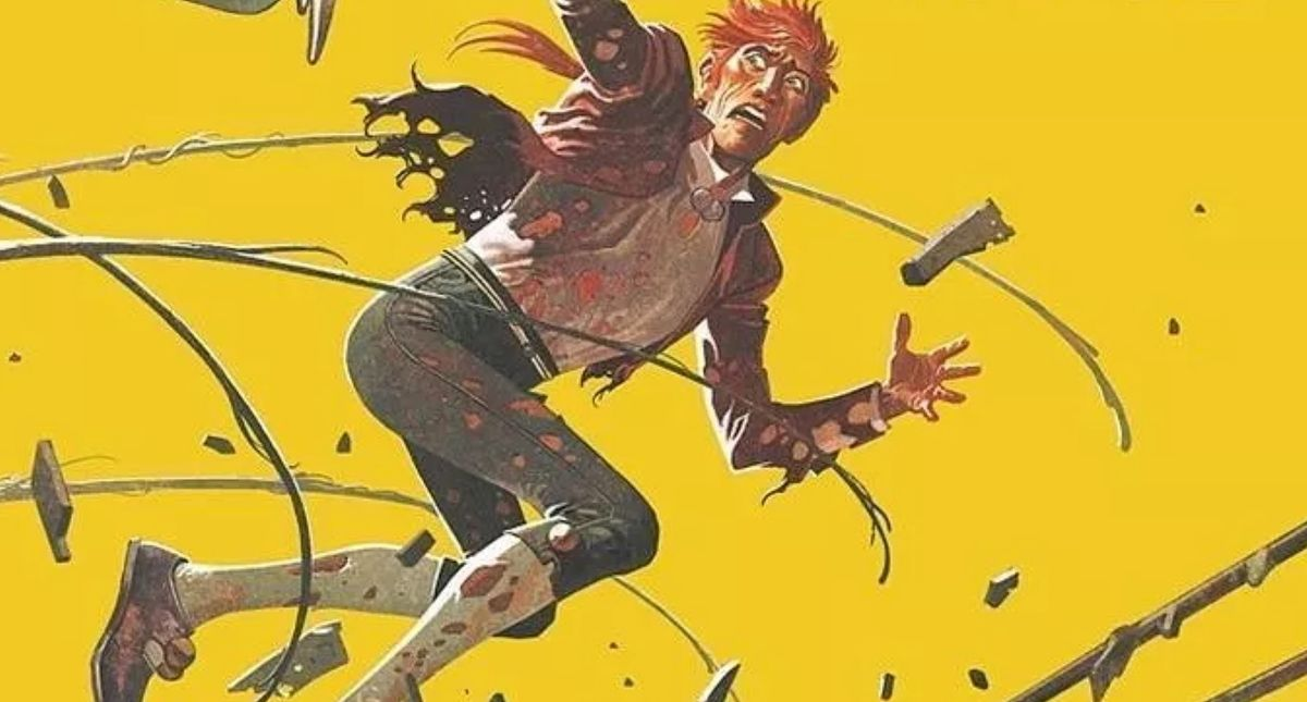 Incal - Final Incal, wyd. Scream Comics, 2021
