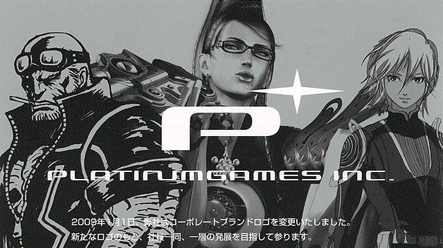 Kartka noworoczna i nowe logo Platinum Games