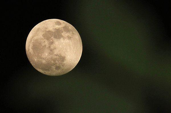 Potwierdzono, że Księżyc powstał z wielkiego zderzenia