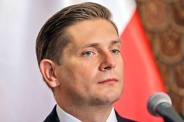Bartosz Kownacki dostanie nową funkcję. W tle afera z posłem, który znęcał się nad żoną