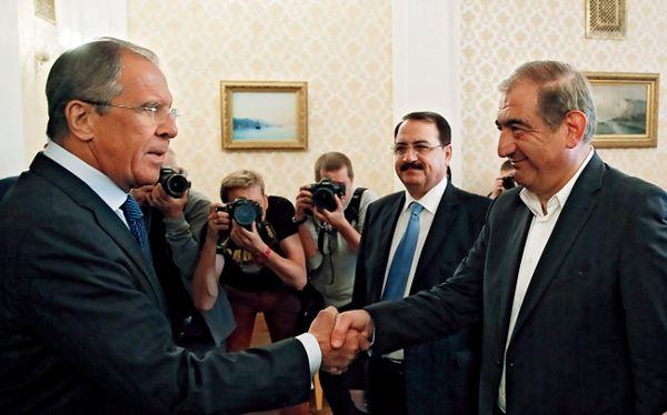 Szef dyplomacji Rosji: konfliktu w Syrii nie można rozstrzygnąć militarnie