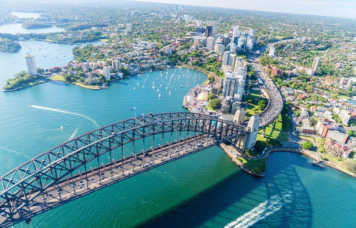 Restrykcje w Australii obowiązują od marca 2020 r.